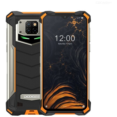 Смартфон DOOGEE S88 Pro оранжевый
