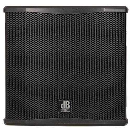 Сабвуфер dB Technologies SUB 15H черный