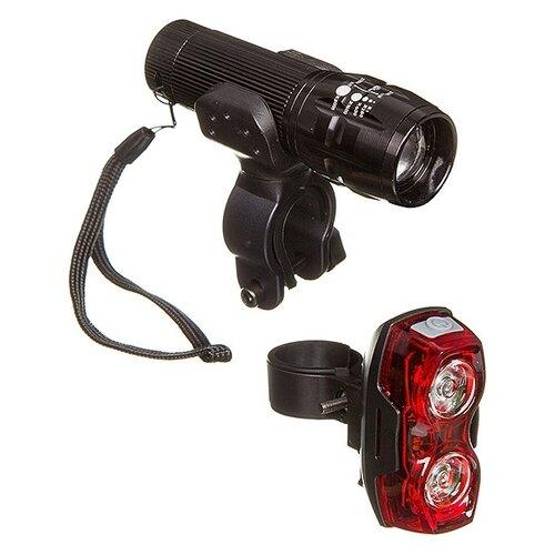 Комплект фонарей STG FL1203 (3*ААА)+TL5424 (2*ААА) Х88376
