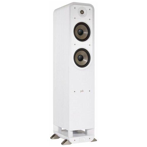 Напольная акустическая система Polk Audio S55e white