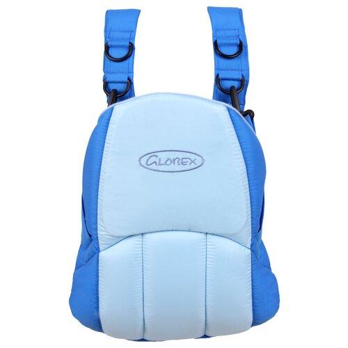 Рюкзак-переноска GLOBEX Кенга, голубой