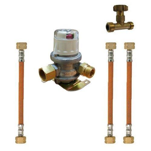 Газобаллонная установка для 3-х баллонов 924 N ( газовая рампа )