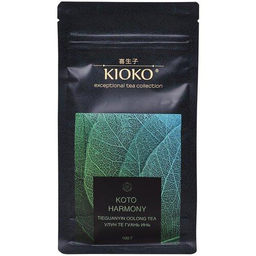 KIOKO KOTO HARMONY Китайский чай улун Те Гуань Инь, 100гр