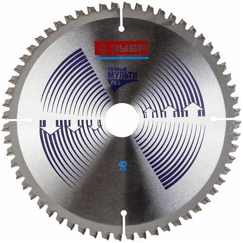 Фото - Пильный диск ЗУБР 36907-185-20-60 185х20 мм пильный диск зубр эксперт 36901 185 20 24 185х20 мм