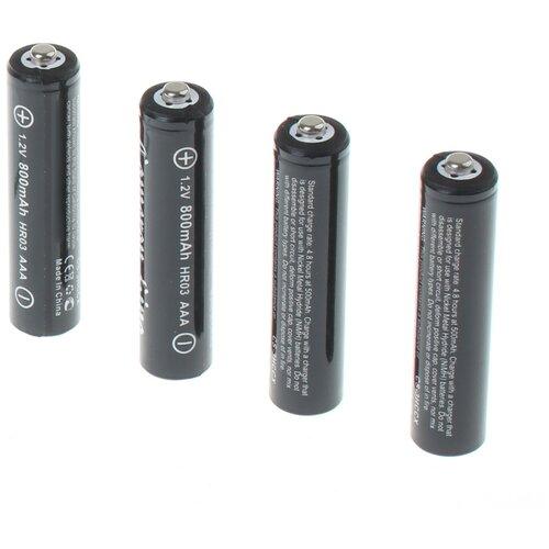 Аккумулятор iBatt iB-U1-F418 850mAh для Panasonic KX-TG2511, KX-MB2051, KX-TG2512, KX-FC965, KX-TG6521, KX-TG2521, KX-TS2570, KX-FC278, KX-TG7205, KX-TG6411, KX-TG5511, KX-TG6451, KX-TG6511, KX-TG1105, KX-TGA641,