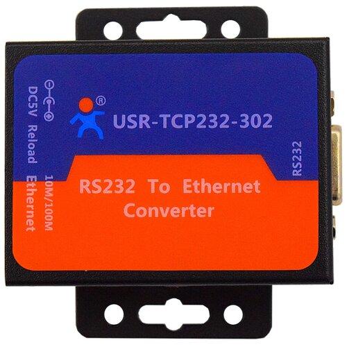 Конвертер интерфейсов USR IOT USR-TCP232-302