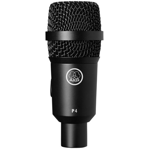 Микрофон AKG P4, черный