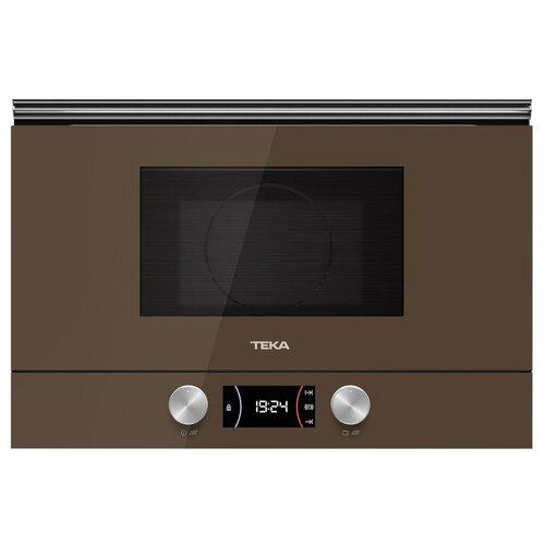 Микроволновая печь встраиваемая TEKA ML 8220 BIS L London brick (112030003)