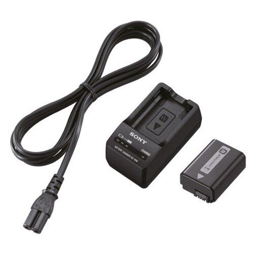 Фото - Набор Sony ACC-TRW, зарядное устройство BC-TRW и аккумулятор NP-FW50 аккумулятор acmepower np fw50
