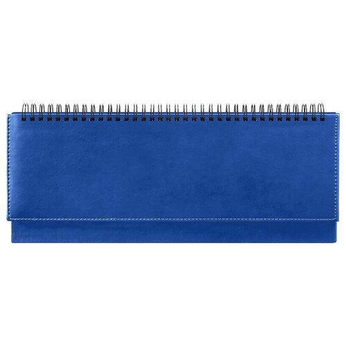 Фото - Планинг OfficeSpace Winner недатированный, искусственная кожа, 56 листов, синий планинг attache 129427 недатированный 53 листов синий