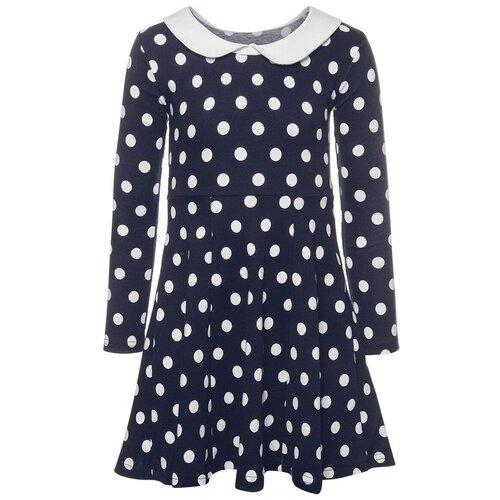 платье d Платье M&D размер 104, темно-синий