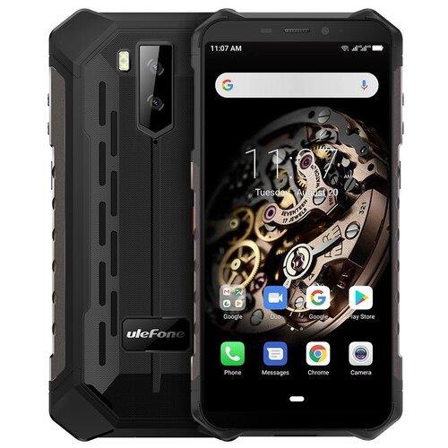Смартфон Ulefone Armor X5 черный