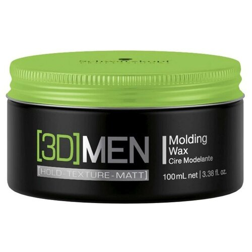 [3D]Men Воск формирующий Molding Wax, сильная фиксация, 100 мл