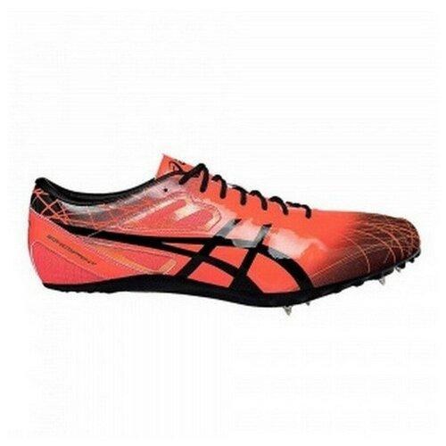 шиповки adidas copa tango 18 3 tf db2410 Шиповки мужские ASICS G601Y 0690 SONICSPRINT G601Y0690-3 размер 43 цвет оранжевый