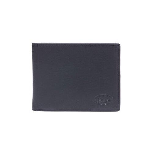 Бумажник KLONDIKE Dawson, KD1120-01 черный