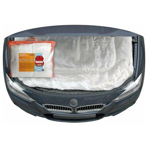 ACC-03 Утеплитель для двигателя, стеклоткань, цвет белый, 160*90 см