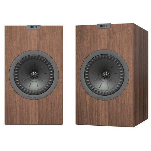 Полочная акустическая система KEF Q350 walnut