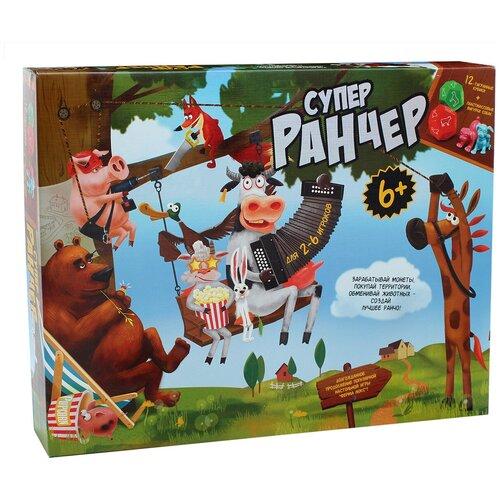 Настольная игра Danko Toys Супер Ранчер