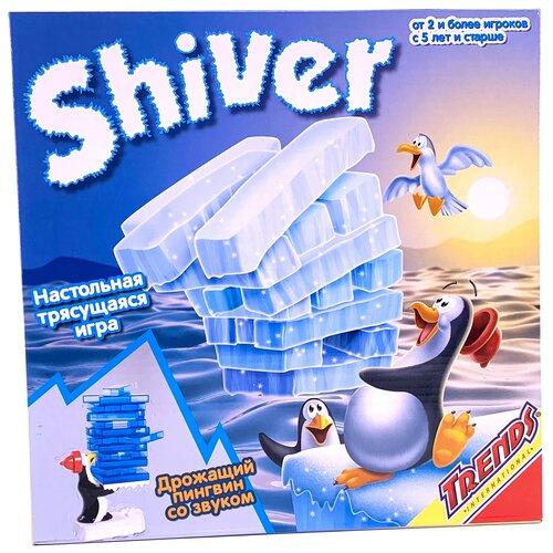 Фото - Настольная игра Trends International Дрожащий пингвин настольная игра trends мой первый hedbanz