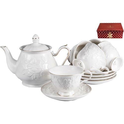 Набор чайный, ГРАЦИЯ, 13 предметов, ТМ Balsford, артикул 101-30009 набор чайный 220мл грация 13 предметов 101 30007 balsford
