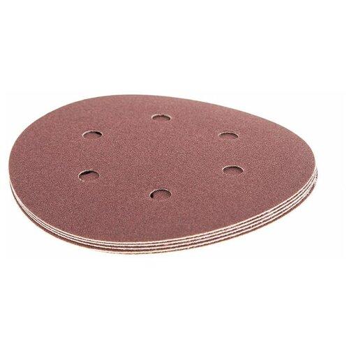 Фото - Шлифовальный круг на липучке Hammer 214-017 150 мм 5 шт шлифовальный круг на липучке hammer 214 016 150 мм 5 шт