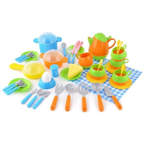 Набор посуды Knopa Есть поесть 87027 разноцветный