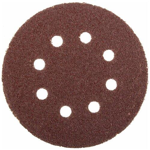 Фото - Шлифовальный круг на липучке STAYER 3580-125-040 125 мм 5 шт шлифовальный круг на липучке fit 39666 125 мм 5 шт