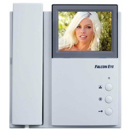 Фото - Домофон (переговорное устройство) Falcon Eye FE-4CHP2 VZT белый (домофон) домофон переговорное устройство tantos lilu sd белый домофон