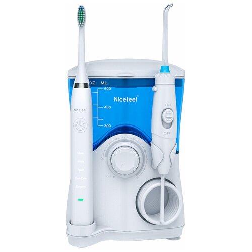 Ирригатор полости рта и электрическая зубная щетка Nicefeel FC-163