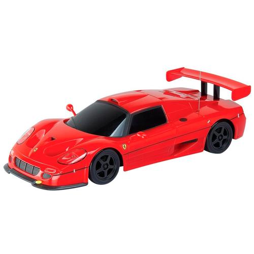 Фото - Легковой автомобиль MJX Ferrari F50 GT (MJX-8119) 1:20 24 см красный радиоуправляемые игрушки mjx радиоуправляемый автомобиль 1 20 ferrari california