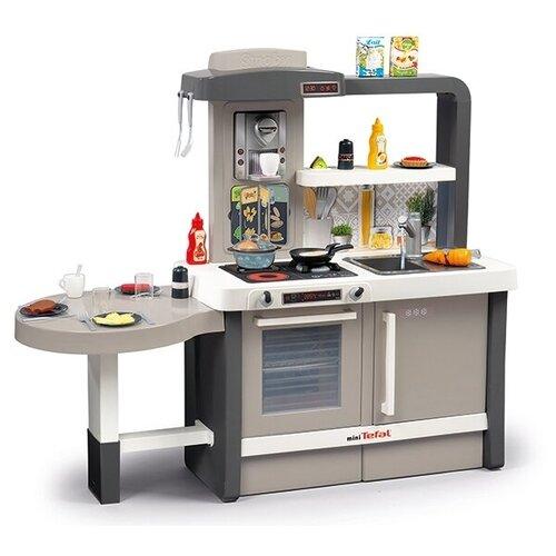 Кухня Smoby Tefal Evolutive 312300 серый