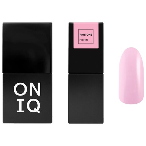 Купить Гель-лак для ногтей ONIQ Pantone, 10 мл, 226 Pirouette