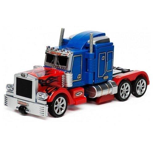 Робот-трансформер Feng Yuan Truck 28128 красный, синий