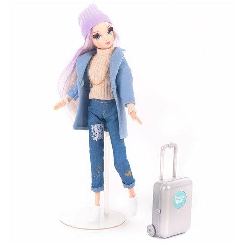 Кукла Sonya Rose Daily collection Путешествие в Америку, 27 см, R4423N