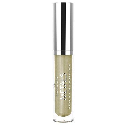 Golden Rose Тени для век Metallic Liquid Eyeshadow 106