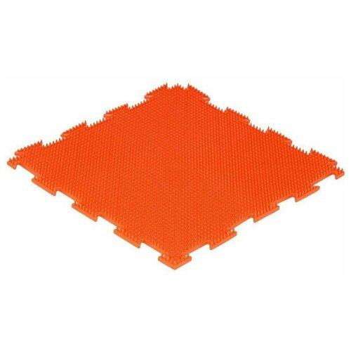 массажные коврики ортодон волна жёсткая Массажный коврик Ортодон Трава жёсткая (оранжевый)