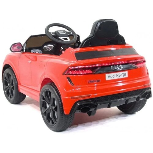 Купить Детский электромобиль Audi RS Q8 12V 2WD - HL518-LUX-RED, Harleybella, Электромобили