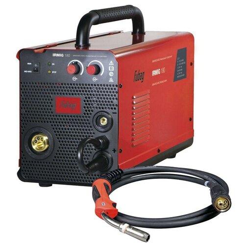 Сварочный аппарат инверторного типа Fubag IRMIG 180 31432.1 MIG/MAG