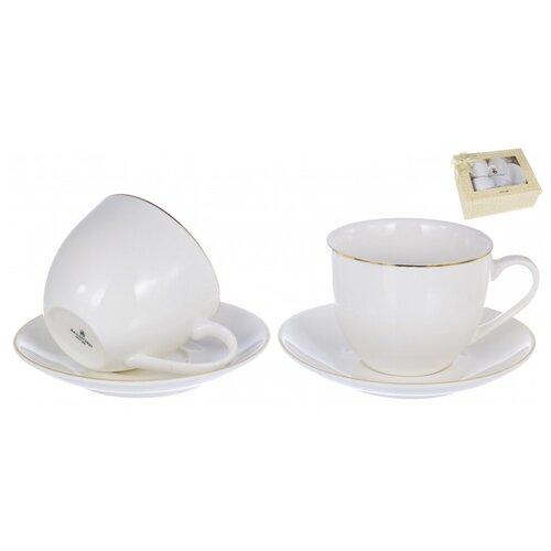 набор чайный balsford грация 2 предмета арт 101 12003 Набор чайный Balsford Грация Шелк, 4 предмета