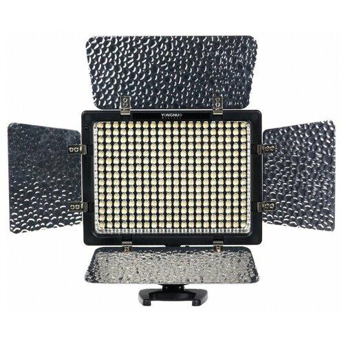Фото - Накамерный свет светодиодный Yongnuo YN-300 II LED накамерный свет светодиодный yongnuo yn 216 3200 5500