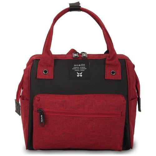 Сумка-рюкзак «Anello Small» 479 Red/Black