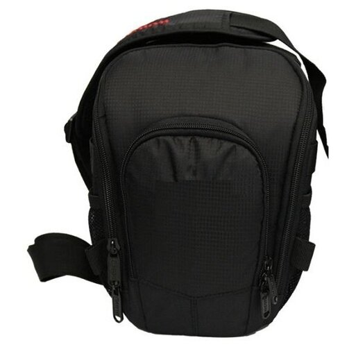 Фото - Сумка Mark-0013A для зеркального фотоаппарата Canon 1000D/1100D/1200D/1300D/2000D/4000D/100D/200D/250D/300D/350D/400D/450D/500D/550D/600D/650D/700D/750D/800D сумка для компактного фотоаппарата lagoda alfa 019 черно серая с полосой