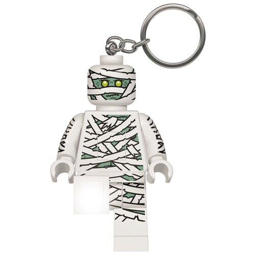 Брелок-фонарик LEGO LGL-KE132, белый брелок фонарик lego lgl ke65 красный