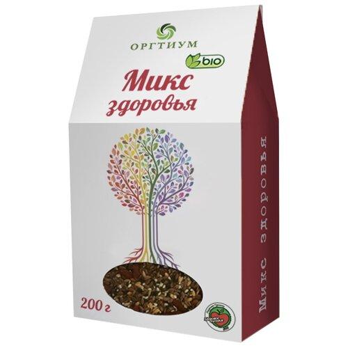 Смесь Оргтиум Микс здоровья, 200 г микс семян льна оргтиум 200 г