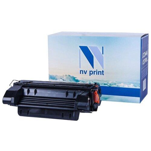 Фото - NV-print Картридж совместимый NV PRINT CC364A/CE390A cloud print tin box