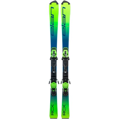 Горные лыжи детские без креплений Elan Rcx Plate (20-21), 122 см