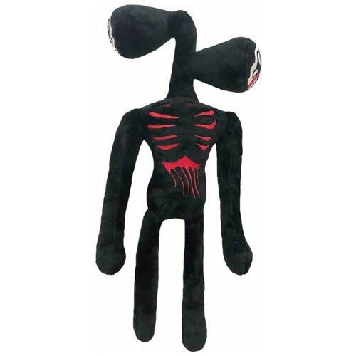 Мягкая игрушка Сиреноголовый (черный) PANAWEALTH 30см