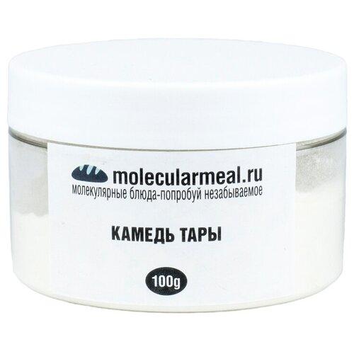 Molecularmeal / Камедь тары 100 г, пищевая добавка Е417, загуститель