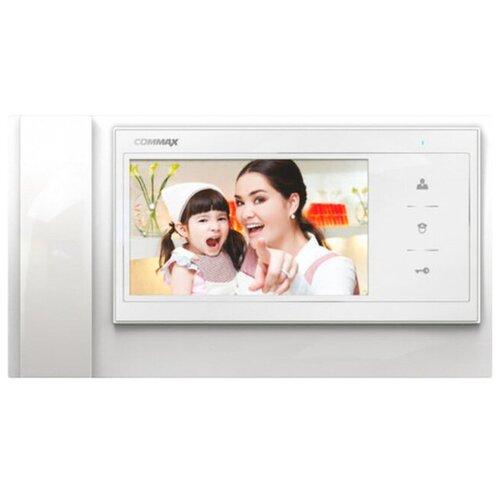 Видеодомофон Commax CDV-70K/VZ White