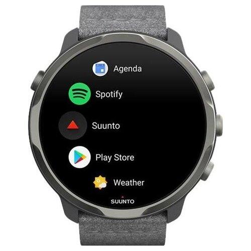 Умные наручные часы Suunto SS050595000 7 Graphite Black